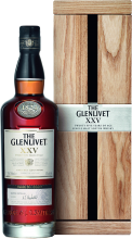 The Glenlivet XXV 25YO Single Malt Scotch Whisky 750 ml