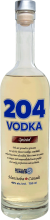 204 Spirits Vodka Spiced 750 ml