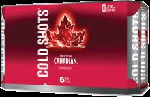 Molson Canadian Cold Shots 8 x 236 ml