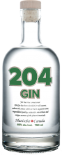 204 Spirits Gin 750 ml