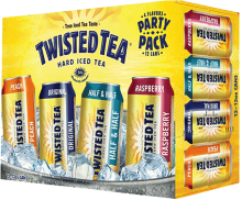 Boston Beer Company Twisted Tea Mixed-up 12 x 355 ml