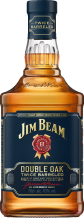 Jim Beam Double Oak Bourbon Whiskey 750 ml