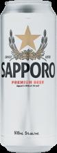 Sapporo 500 ml