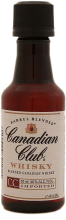 Canadian Club Premium Canadian Whisky 50 ml