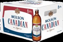 Molson Canadian Stubby 12 x 355 ml