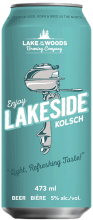 Lake of the Woods Brewing Lakeside Kolsch 473 ml