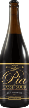 Central City Pia Cassis Sour Black Current Ale 750 ml