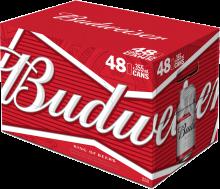 Budweiser 48 x 355 ml