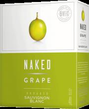 Naked Grape Unoaked Sauvignon Blanc 4 Litre