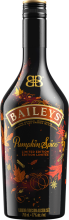 Baileys Pumpkin Spice Irish Cream Liqueur 750 ml