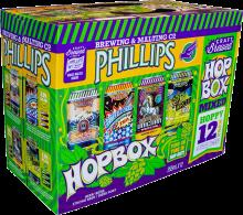 Phillips Hop Box Variety Pack 12 x 355 ml