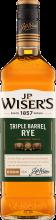 JP WISER' S TRIPLE BARREL RYE CANADIAN WHISKY 750 ml