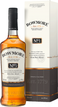 Bowmore No 1 Single Malt Islay Scotch 750 ml
