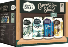 Stanley Park Concession Stand Mixer Pack 12 x 355 ml