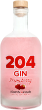 204 Spirits Gin Strawberry 750 ml