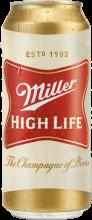 Miller High Life Lager 473 ml