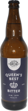 One Great City Brewing Queen' s Best Bitter Ale   650 ml