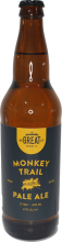 One Great City Brewing Monkey Trail Pale Ale  650 ml