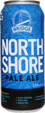 Bridge Brewing North Shore Pale Ale 473 ml