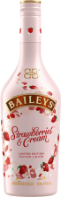 Baileys Strawberry & Cream Liqueur 750 ml