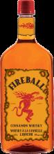 Fireball Cinnamon Whisky Liqueur 1.75 Litre