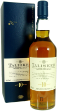 Talisker 10 Year Isle of Skye Single Malt Scotch Whisky 750 ml