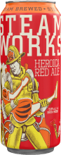 Steamworks Heroica Red Ale 500 ml