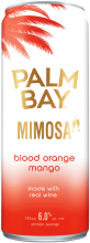 Palm Bay Blood Orange Mango Mimosa 6 x 355 ml