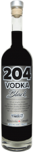 204 Vodka Black 750 ml