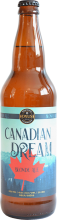 Oxus Brewing Company Canadian Dream Blonde Ale 650 ml