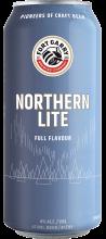 Fort Garry Brewing Northern Lite Lager 473 ml