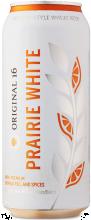 Great Western Original 16 Prairie White Wheat Beer 473 ml