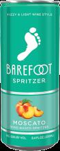 Barefoot Spritzer Moscato 4 x 250 ml
