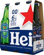 Heineken 0.0 6 x 330 ml