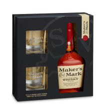 Maker's Mark Old Fashioned gift pack 750 ml