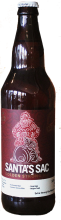 Bridge Brewing Santa's Sac Ale 650 ml