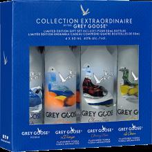 Grey Goose Gift Pack 4 x 50 ml
