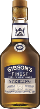 Gibson's Finest Sterling Canadian Whisky 375 ml