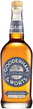 GOODERHAM AND WORTS ELEVEN SOULS CANADIAN WHISKY 750 ml