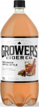 Growers Bourbon Spice Style Cider 2L - Growers Cider 2 Litre