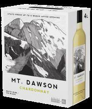 MT. DAWSON CHARDONNAY 4 Litre
