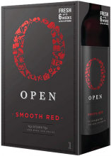 Open Smooth Red 3 Litre