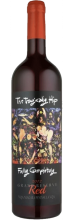 THE TRAGICALLY HIP FULLY COMPLETELY RED 750 ml