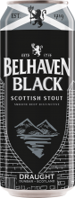 Belhaven Black Stout Draught 440 ml