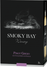 Smoky Bay Pinot Grigio 3 Litre