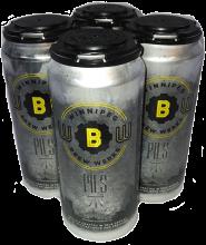 Winnipeg Brew Werks Pils 4 x 473 ml