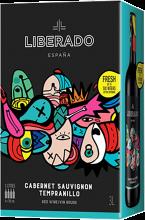 LIBERADO CABERNET SAUVIGNON TEMPRANILLO 3 Litre