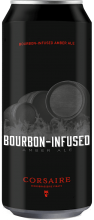 BOURBON INFUSED AMBER ALE 473 ml