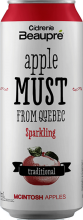 BEAUPRE APPLE MUST SPARKLING CIDER 473 ml
