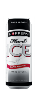 POPPERS HARD ICE NON ALCOHOLIC COOLER 473 ml